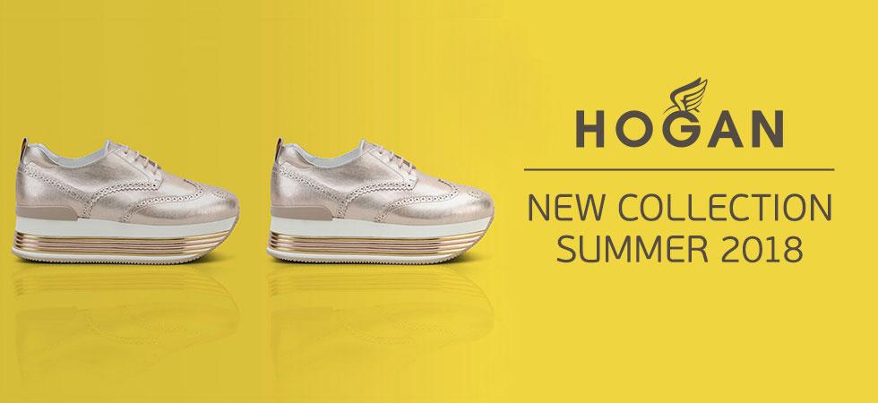 New summer collection 2018 Hogan!
