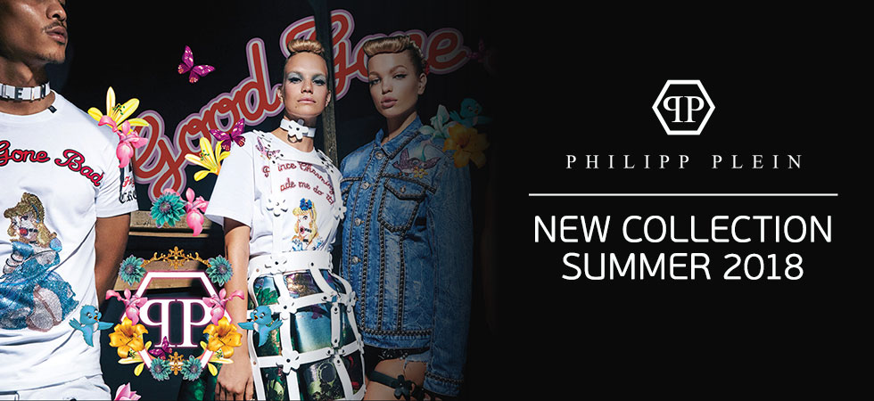 New summer collection 2018!
