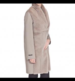 Beige MANZONI 24 Coat
