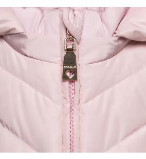 Pink MONNALISA Down jacket