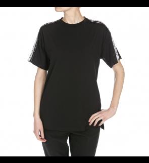 Black E.ERMANNO SCERVINO T-shirt