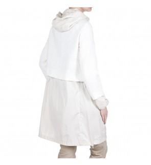 White HERNO Jacket