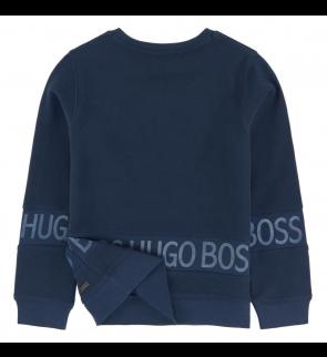 Navy HUGO BOSS Jumper