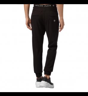 Black PHILIPP PLEIN Trousers
