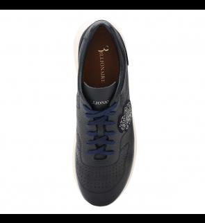 Navy BILLIONAIRE Sport shoes