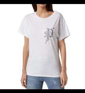 White Black PHILIPP PLEIN T-shirt