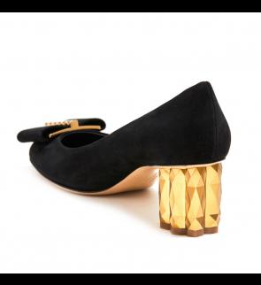 Nero SALVATORE FERRAGAMO Shoes