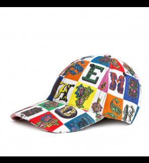 Multicolor VERSACE Baseball cap