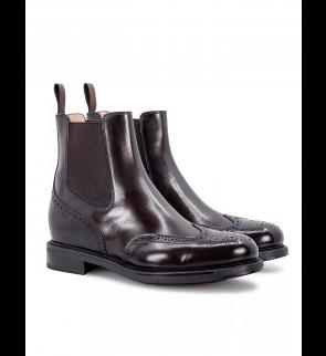 Nero SANTONI High shoes