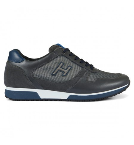 H198 Slash H Flock Etich 7 HOGAN Sport shoes