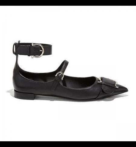 Nero 6 SALVATORE FERRAGAMO Sandals