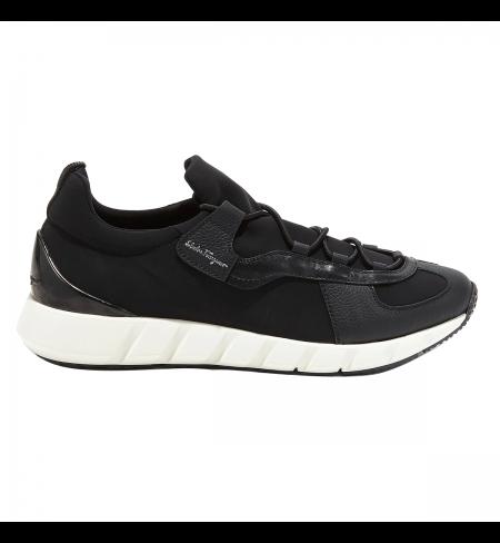 Black SALVATORE FERRAGAMO Sport shoes