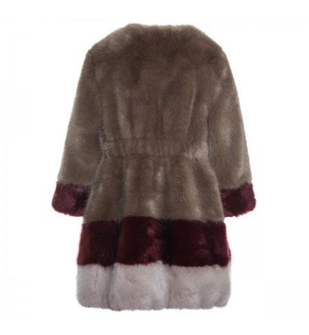 Fango MONNALISA Fur coat