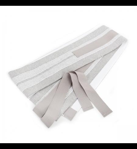 White Beige D.EXTERIOR Belt