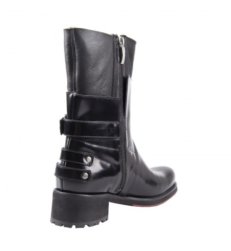 PA Black  High shoes