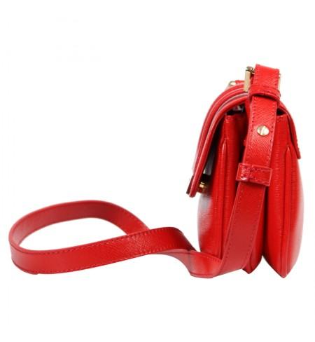 Rosso ETRO Bag
