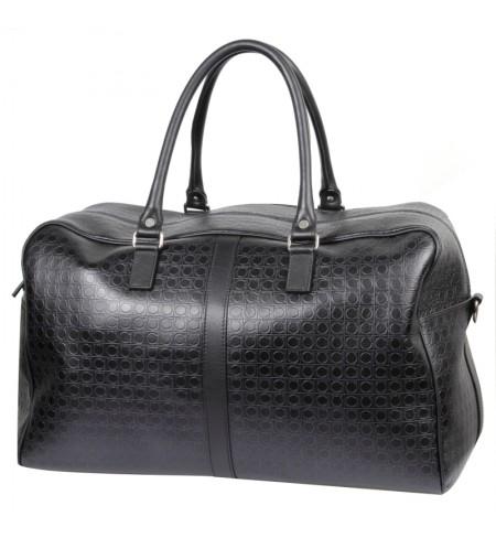 Nero SALVATORE FERRAGAMO Travel bag
