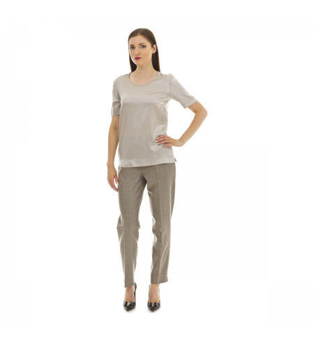 Grey D.EXTERIOR Blouse