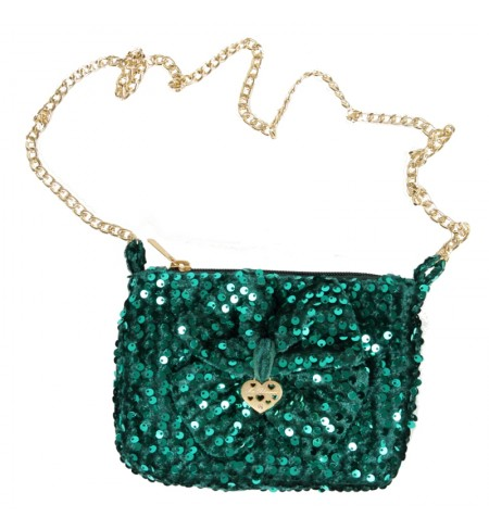 Emerald Green MISS BLUMARINE Bag