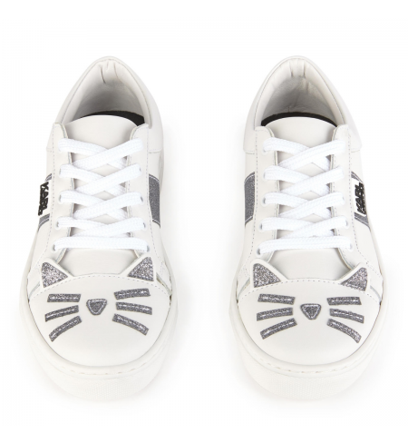 Cat Off White KARL LAGERFELD Sport shoes