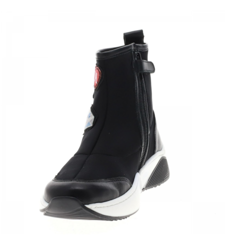 Black MONNALISA High shoes