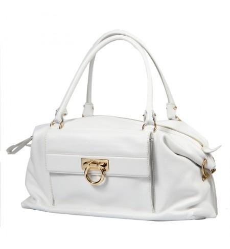 White SALVATORE FERRAGAMO Bag