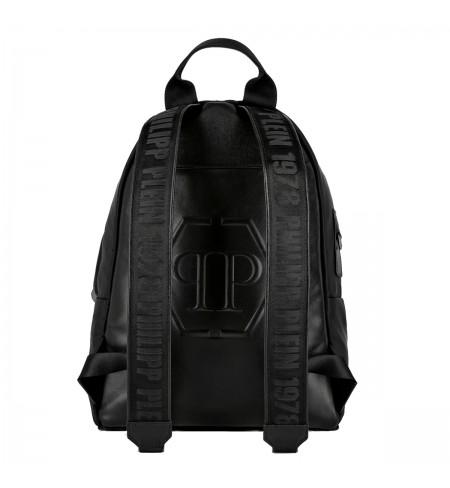 Black PHILIPP PLEIN Backpack