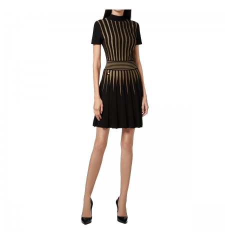 Gold PHILIPP PLEIN Dress