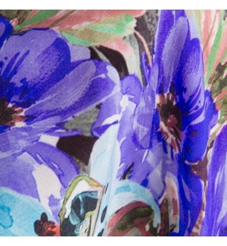 Iris ANGELO MARANI Tunic