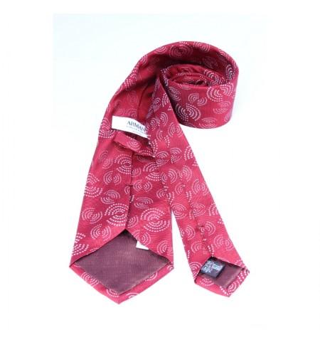 Rosso ARMANI COLLEZIONI Tie