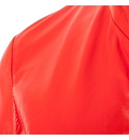 Leather jacket ARMANI COLLEZIONI