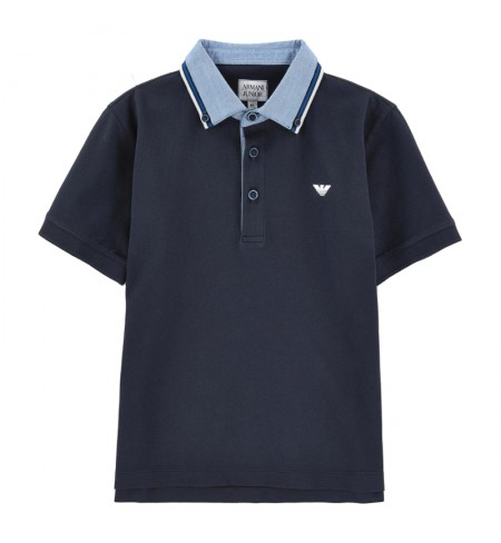 ARMANI JUNIOR Polo shirt