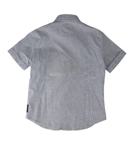 Light Blue ARMANI JUNIOR Shirt