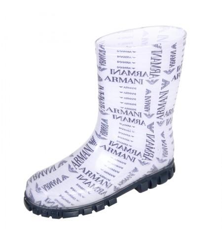 Rain boots ARMANI JUNIOR Rubber Blumarine