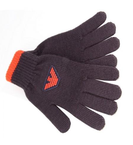 Arancio KARL LAGERFELD Gloves
