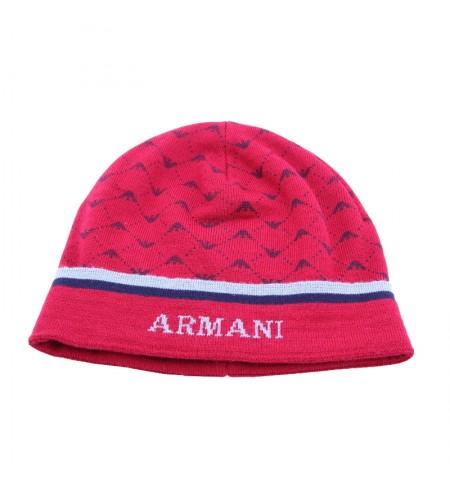Rosso KARL LAGERFELD Hat