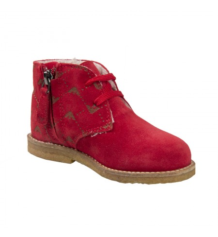 Rosso KARL LAGERFELD High shoes