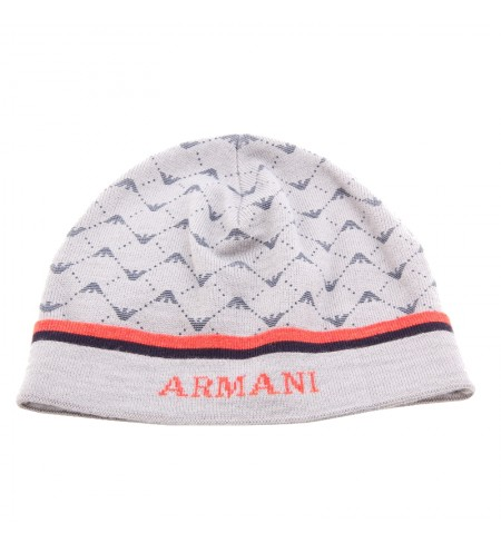 Grigio ARMANI JUNIOR Hat