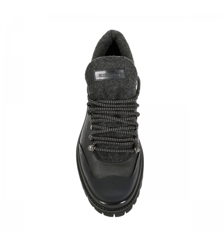 Black Grey BARRETT High shoes