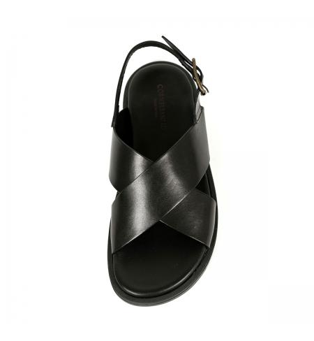 Black CORNELIANI Sandals