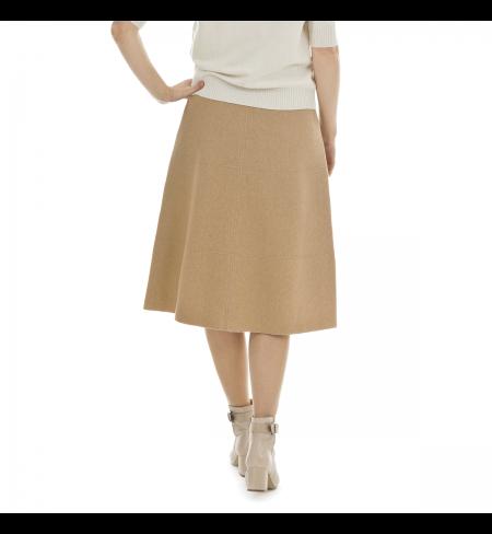 Beige D.EXTERIOR Skirt