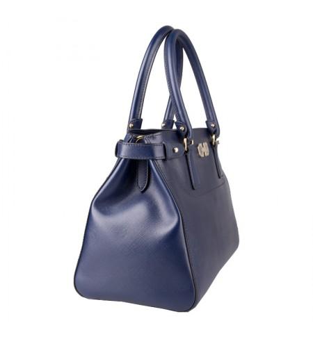 Batik Oxford Blu SALVATORE FERRAGAMO Bag