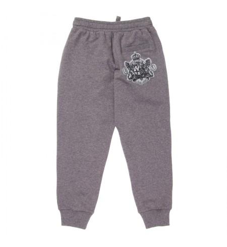 Melange Grigio DOLCE&GABBANA Sport trousers
