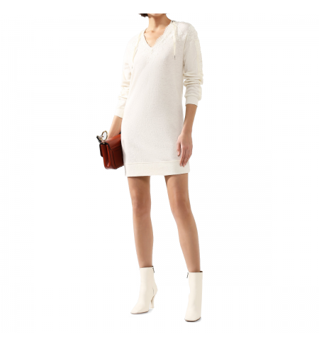 Almond E.ERMANNO SCERVINO Dress