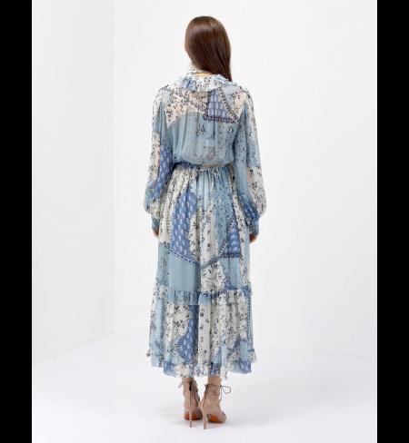 Blue ETRO Dress