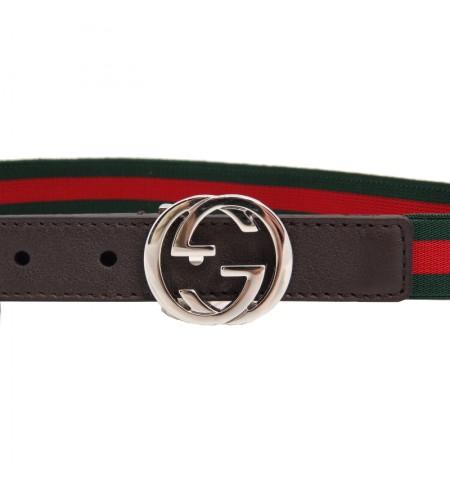 Vrv/Cocoa GUCCI Belt