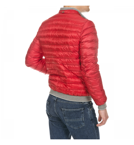 Red HERNO Jacket