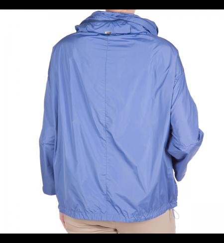 Blue HERNO Jacket