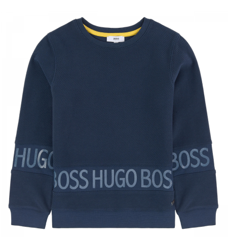 Navy HUGO BOSS Jumper