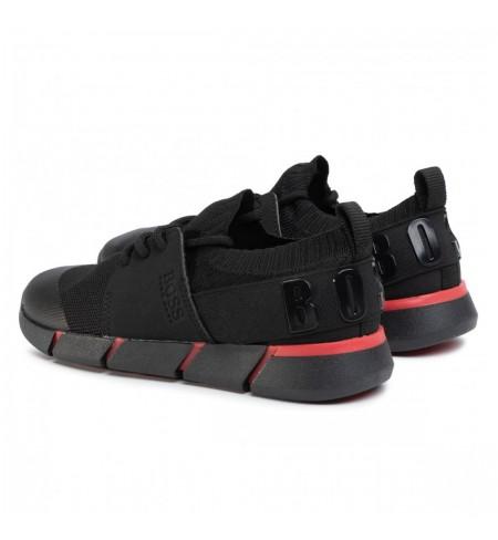 Black HUGO BOSS Sport shoes